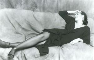 Lucina Gil, actriz de cine, televisión y teatro, directora de cine de largometrajes y cortometrajes..